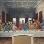 The last supper before defeating the coronavirus